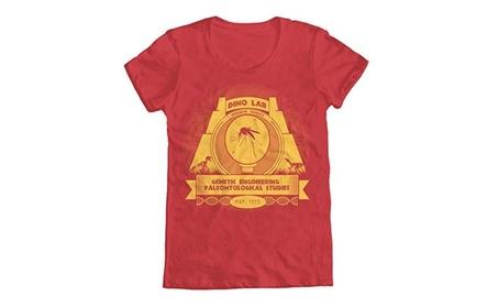 Jurassic World Dino Lab Women's T-Shirt 485a5aea-3dc5-47f3-9471-8146a080330c