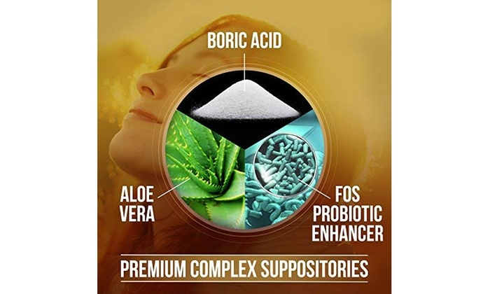 Up To 33% Off on NutraBlast Boriotic Boric Aci    | Groupon Goods
