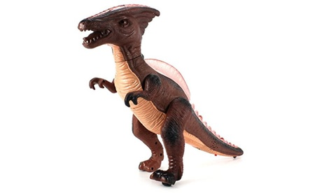 Prehistoric Kingdom Dino Battery Operated Toy Dinosaur Figure (Colors May Vary) 1ab2ac95-5c16-419b-b803-95f55517cd64