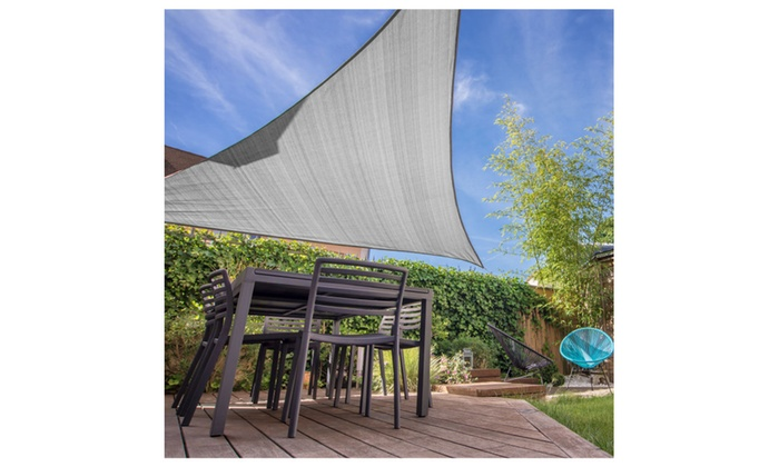 Sun Shade Sail Uv Block Fabric Canopy For Outdoor Patio
