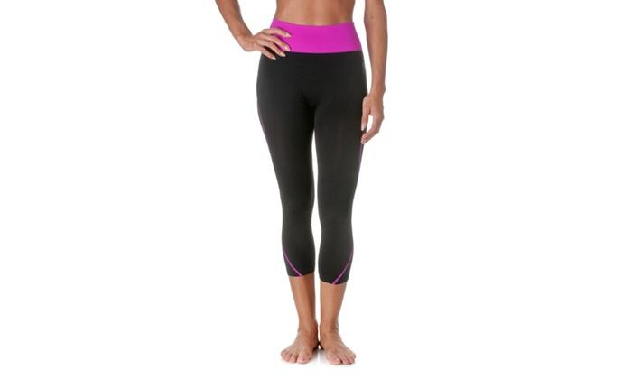 Riverberry Active Workout Legging Capri LY1081-2