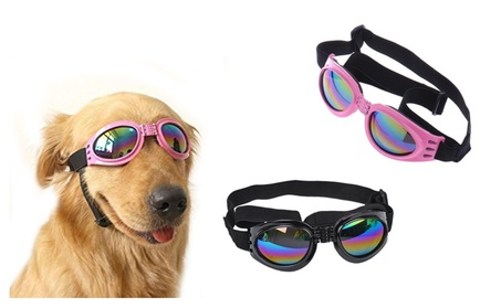 Anti-wind Glasses With Adjustable Double Strap 304acdc7-f4e4-4133-9d80-a4e2b746d9a0