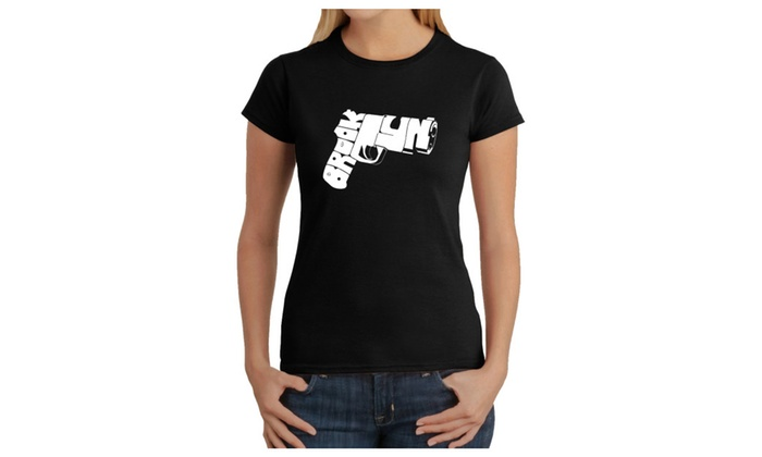 Women's T-Shirt - BROOKLYN GUN