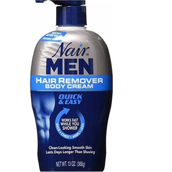 Up To 47 Off On Nair For Men Hair Removal Bod Groupon Goods