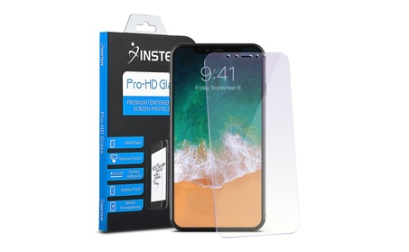 Insten Anti Blue Ray Tempered Glass Screen Protector for iPhone X 3b336c82-3a85-46af-8d08-5413f12df904