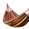 Shop Sky Designer Travel Camping Outdoor Sleeping Rainbow Hammock