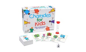 Pressman Toys - Charades for Kids Game
