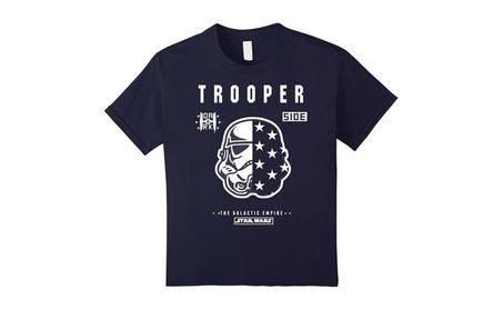 Star Wars Stormtrooper Dark Side Star Side Graphic T-Shirt 75c3599c-610b-48c3-af8b-b1c37b86f899