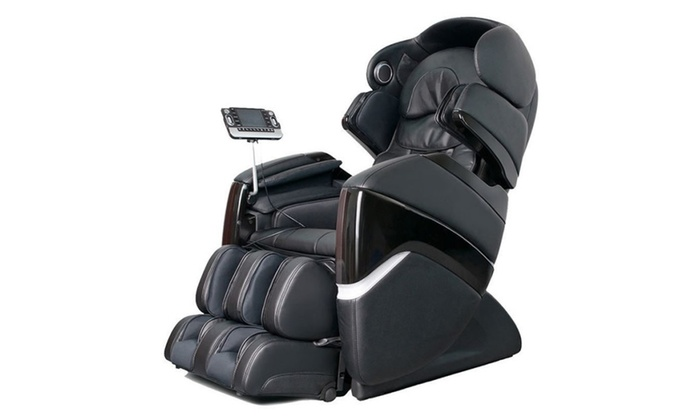 Osaki OS-3D Pro Cyber Massage Chair Black | Groupon