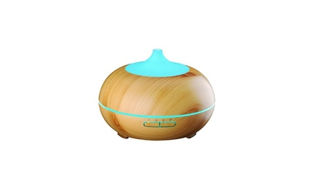LED Essential Oil Diffuser Ultrasonic Aromatherapy Humidifier Silence 0493356f-6067-4eb9-8c03-bfd771d63dfc