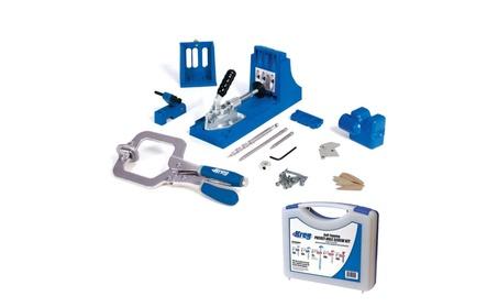 Kreg K4MS Jig Master System with Pocket Hole Screw Joinery Kit d9f9d077-087c-4348-813e-89e1b5467a9e