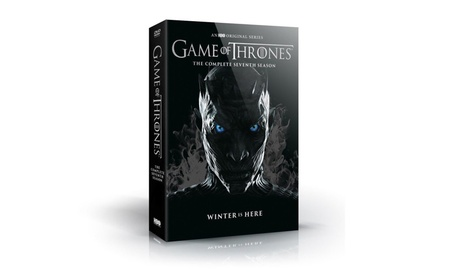 Game of Thrones The Complete Seventh Season 7 DVD 2017 2aeae24e-0286-44a5-aa76-8f2666f367f5