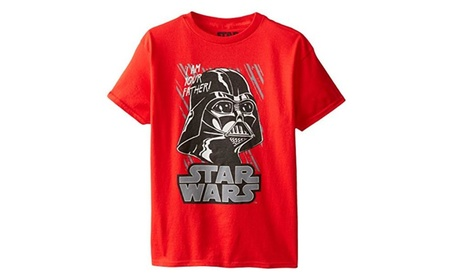 Star Wars Boys' Kylo Ren T-Shirt d162bbf6-334f-4045-bf9f-02258fd96110