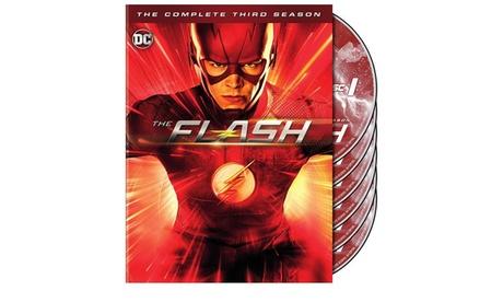 The Flash: The Complete Third Season (DVD or Blu-ray) c6d8f2c5-e281-40b7-80ef-6c553b9f29ab