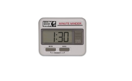 Lux CU100 Minute Minder Electronic Timer photo