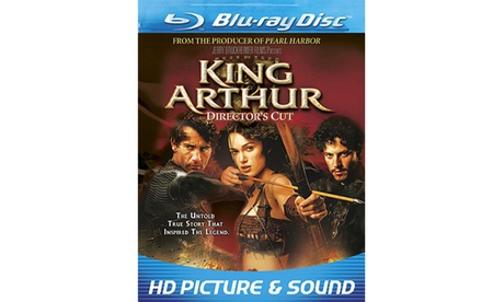 King Arthur Director's Cut (Blu-ray) a7383ede-6172-4d67-9b07-082b37741f23