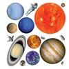 Biggies WS-PNT-50 Wall Stickies-Planets-50