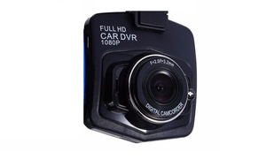 GT300 Full 1080p HD DVR Dash Camera With Night Vision