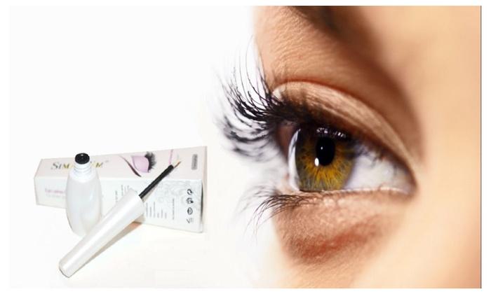 3fb77976905 Eyelash Growth Serum Lash Longer Thicker Eyebrow Enhancer Rapid Eye |  Groupon