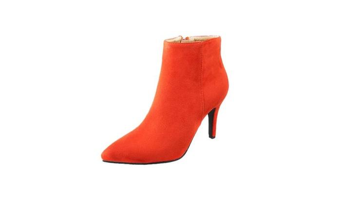 Women's Office Zip Fashion Fashion Boots