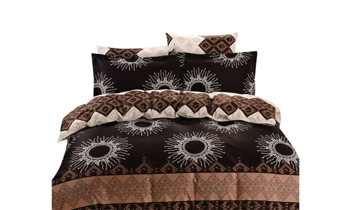 Dolce Mela Duvet Cover Sheets Set For Cabrera Bedding