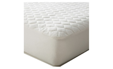 Domay Quilted Mattress Cover Deluxe 7ae25d12-a5a4-4662-adc3-0bb91d39c103