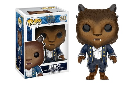 Funko POP Disney: Beauty & The Beast - The Beast Toy Figure 7e82e0c1-ea31-4c40-8316-733c64859ebe