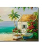 Rio 'Key West Breeze' Canvas Art