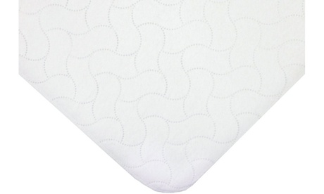 American Baby Company Flat Quilt-Like Waterproof Cradle Pad - White 3fe307b1-721c-4f8a-8584-b50e1a3d10b6