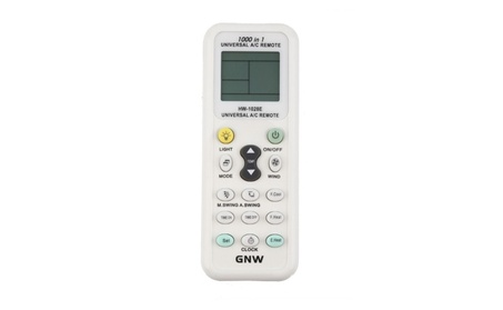 GNW Universal A/C Air Conditioner Conditioning Remote Control photo