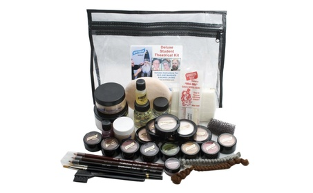 Deluxe Student Theatrical Makeup Kit Light/Fair e9583b73-09b1-447c-848a-7af5cfd624c6