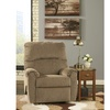 Signature Design by Ashley Pranit Wall Hugger Recliner in Chenille