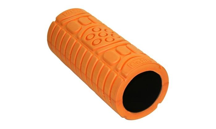 GoFit Massage Roller 13″ Orange