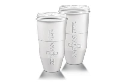 Zero Water ZR-017 Replacement Filter, 2 Filters / Pk e891220d-9bbe-4517-8e0e-97e9b0d5339c