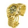 Invicta 1568 Gold Dial Subaqua Quartz Chronograph Men's Watch