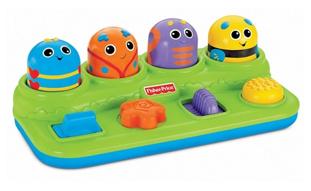 Fisher-Price Brilliant Basics Boppin' Activity Bugs a4a479a6-3d08-402c-8672-818fe2093a2c