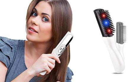 New Design Laser Hair Growth Scalp Massaging Comb 103d21c7-42a7-4a10-86d1-824213d50f47