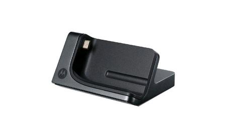 OEM Motorola Droid Pro XT610 Desktop Charger w/ Wall Charger (Black) 3872178d-8689-463e-b38a-d83dd1c40b03