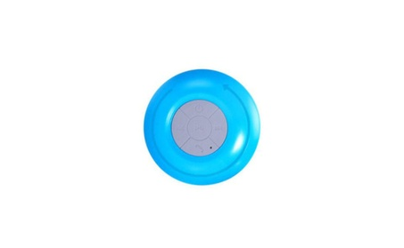 Aqua Sound Bluetooth Shower Waterproof Speaker with Suction Cup 31001519-04cc-4b2a-a62d-7f0e91c6cf3b