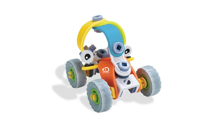 Discovery Kids Build And Play Flexi Vehicles