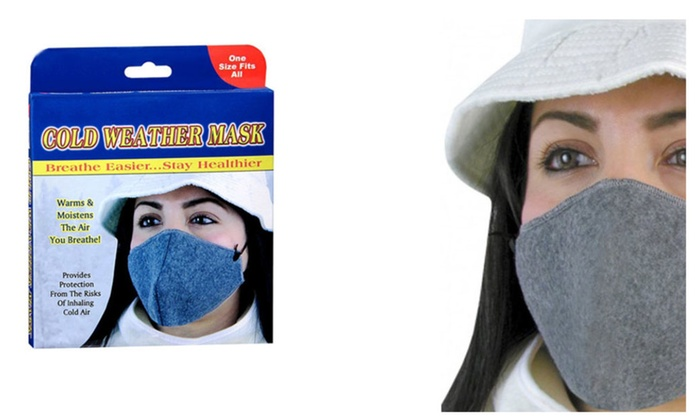 Cold Weather Mask Helps to Protect you from  Cold Weather