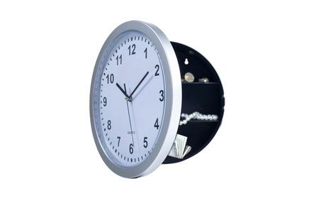 Elegant Design And Functioning Wall Clock With Hidden Safe b2c739e4-aaa6-405c-8e33-e5de3b1323d9