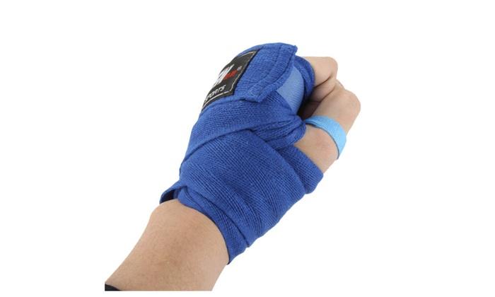 Eslatic Cotton Sports Strap Boxing Bandage for Taekwondo