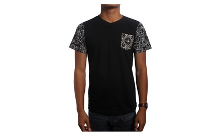 Hint of Pattern T Shirt