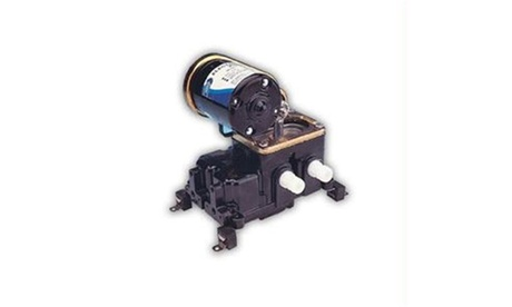 Jabsco 36600 Belt Driven Diaphragm Bilge Pump photo