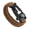 5-in-1 Survival Bracelet (2-Pack)