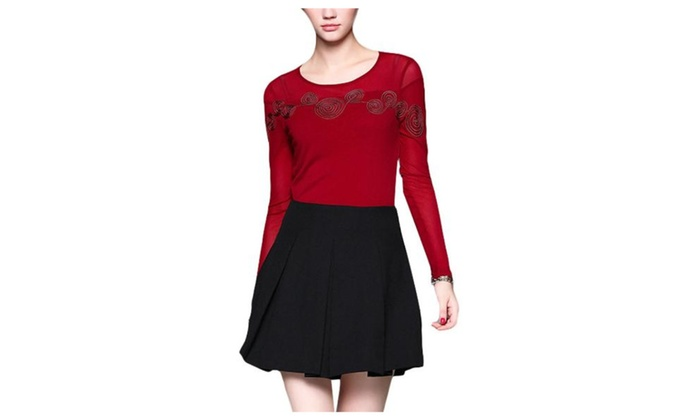 Women's Pullover Straight Hem Solid Fashion Pullovers