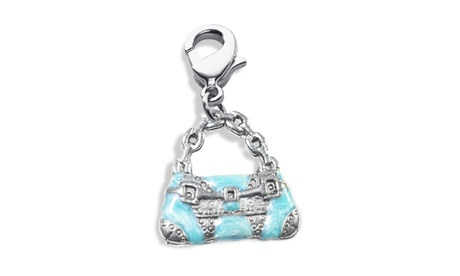 Retro Purse Charm Dangle in Silver (Goods Jewelry & Watches Fashion Jewelry Bracelets) photo