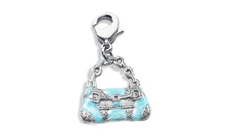 Retro Purse Charm Dangle in Silver (Goods Jewelry & Watches Fashion Jewelry Bracelets) photo