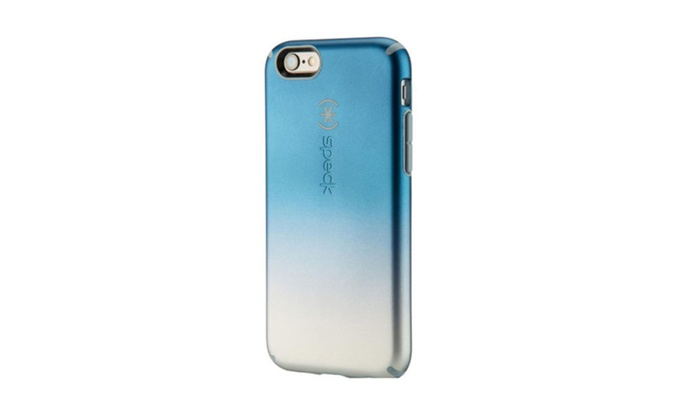 half off 99c0c 352b2 Speck CandyShell INKED Luxury Case For iPhone 6s Plus / 6 Plus Blue